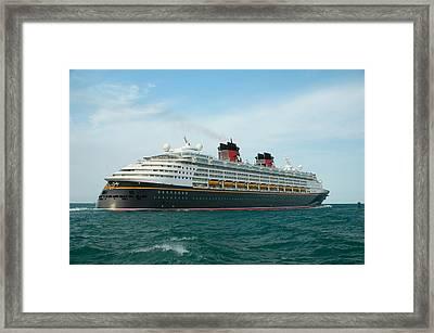The Disney Magic Framed Print