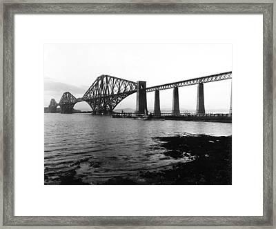 The Forth Bridge Framed Print