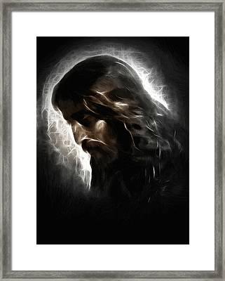 The Good Shepherd Framed Print by Steve K