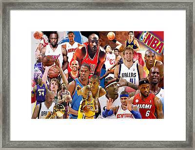 The Greatest Framed Print by Edward Cormier Jr