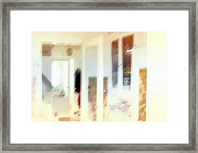 2 The Hallway Framed Print