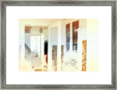 2 The Hallway Framed Print