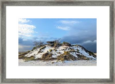 The Island Framed Print by JC Findley