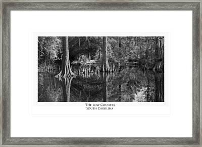 The Low Country Framed Print