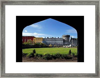 The Record Tower, Chapel Royal Framed Print by Panoramic Images