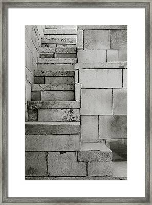 The Stairway Framed Print by Shaun Higson