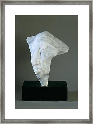 The Zealot Framed Print by Manuel Abascal