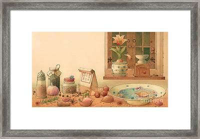 Thumbelina01 Framed Print by Kestutis Kasparavicius