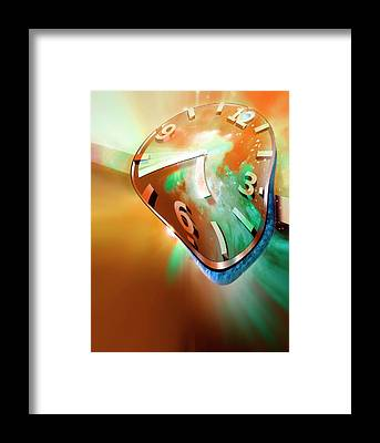 Subjective Framed Prints