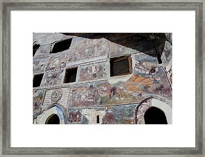 Turkey, Trabzon Sumela Monastery (aka Framed Print by Cindy Miller Hopkins