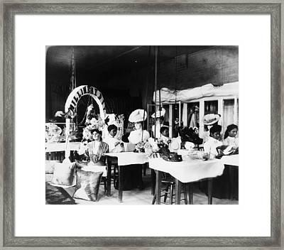 Tuskegee Institute, 1906 Framed Print by Granger