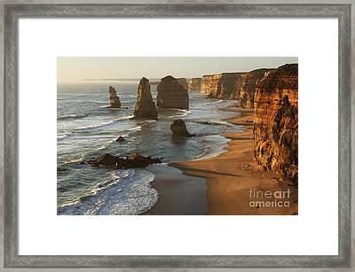 Twelve Apostles Australia Framed Print by Bob Christopher