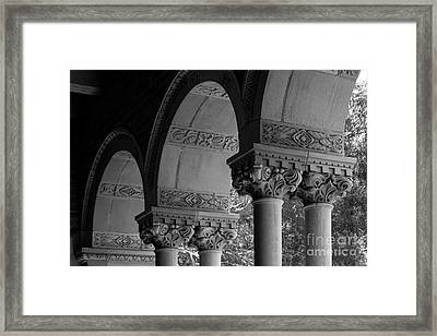 University Of California Los Angeles Royce Hall Framed Print
