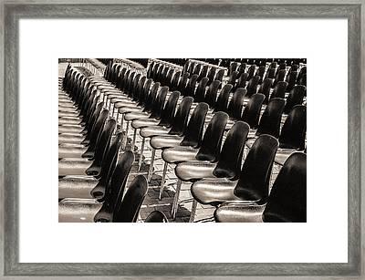 Untitled Framed Print by Arkady Kunysz