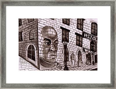 Untitled Framed Print by Dallas Roquemore