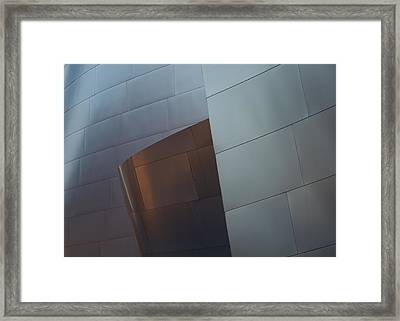 Urban Waves Framed Print by Pavel Bendov