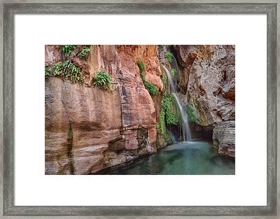 Usa, Arizona, Grand Canyon, Colorado Framed Print by John Ford