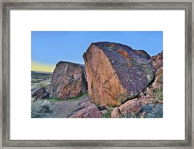 Usa, California, Owens Valley, Bishop Framed Print by Jaynes Gallery