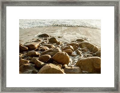Usa, California, Santa Barbara Framed Print by Alison Jones