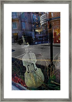 Usa, Louisiana, New Orleans, French Framed Print by Jaynes Gallery