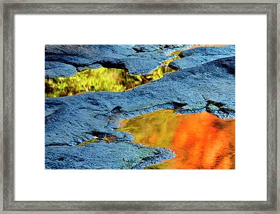 Usa, West Virginia, Blackwater Falls Framed Print by Jaynes Gallery