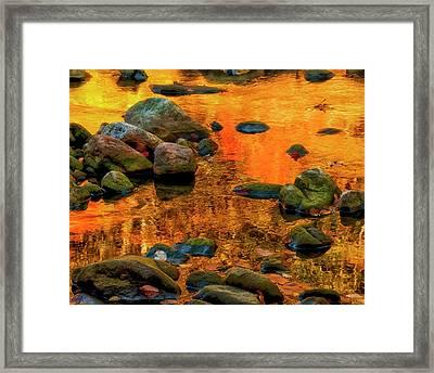 Usa, West Virginia, Davis Framed Print