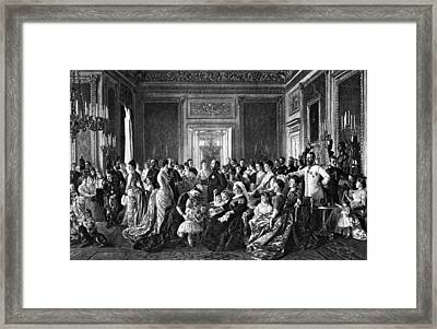 Victoria Of England (1819-1901) Framed Print