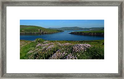 View Over Dingle Bay Framed Print