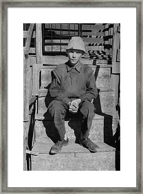 Virginia Boy, 1935 Framed Print by Granger