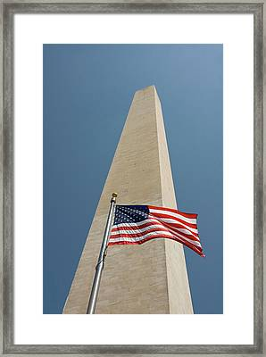 Washington Dc Usa Framed Print by Lee Foster