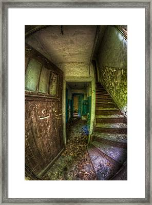 Welcome  Framed Print by Nathan Wright
