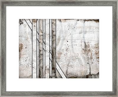 Western Territory 1 Framed Print by Carol Leigh