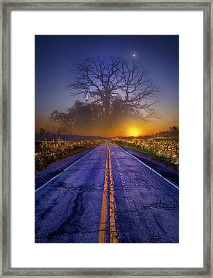 What Dreams May Come Framed Print by Phil Koch
