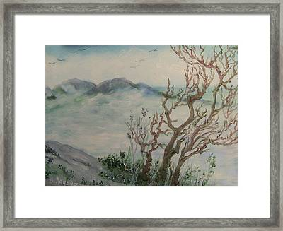 2  When  Time  Stands  Still Framed Print