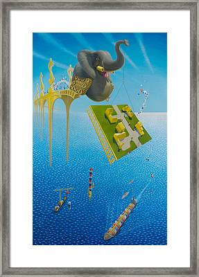 Who Needs Regulations? Framed Print by Johnny Everyman
