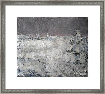 Winter  Framed Print by Pemaro