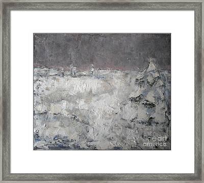 Winter  Framed Print by Pemaro