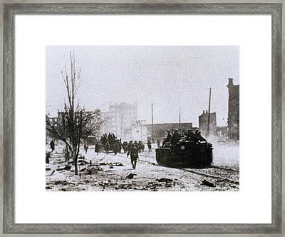World War II (1939-1945 Framed Print by Prisma Archivo