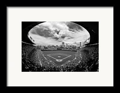 Baseball Players Framed Prints