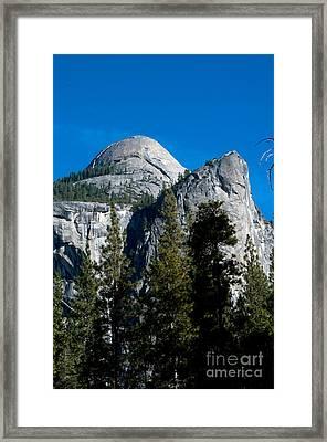 Yosemite National Park Framed Print by Mark Newman