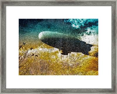 Zeppelin Framed Print