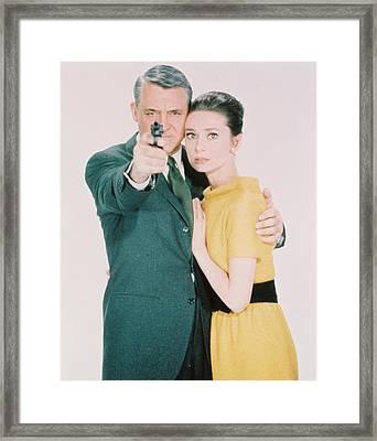 Cary Grant Framed Print