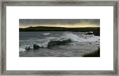 Kinard Beach Framed Print