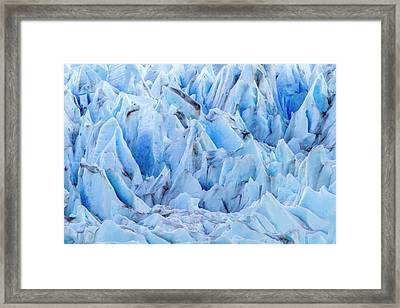 South America, Chile, Patagonia, Torres Framed Print