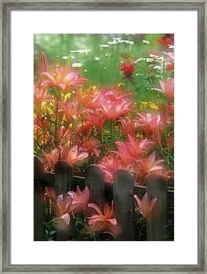 Usa, Pennsylvania Framed Print by Jaynes Gallery