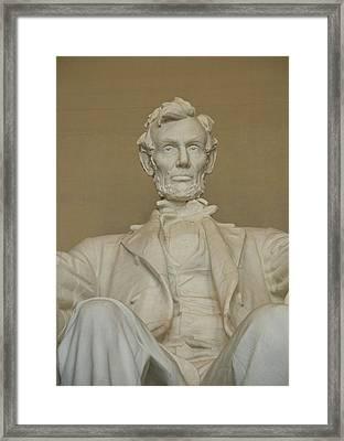 Washington Dc, Usa Framed Print
