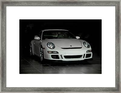 2007 Porsche Gt3 Framed Print