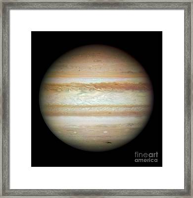 2009 Jupiter Impact Framed Print by Science Source