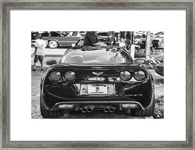 2010 Chevrolet Corvette Grand Sport Framed Print