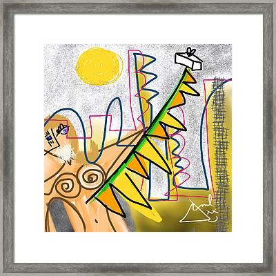 20120925-1 Framed Print by Jemal Diamond